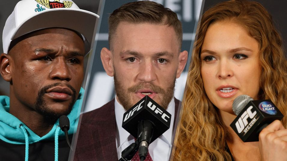 Mayweather Claims McGregor And Rousey's Fame Is Proof Of Racism