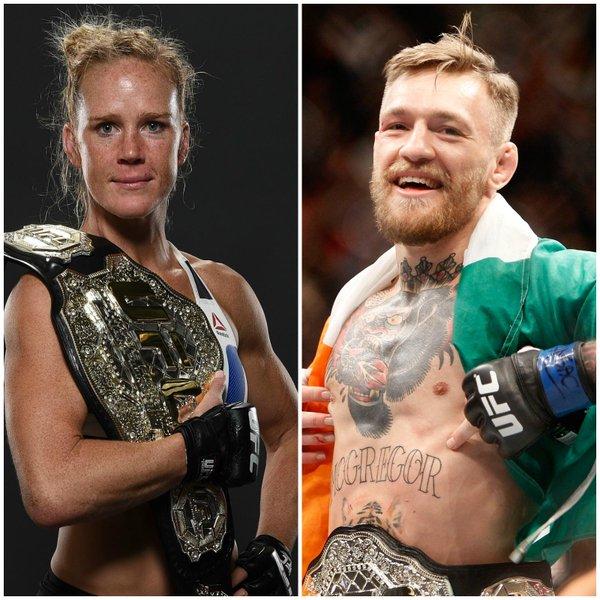BLOCKBUSTER: McGregor-Dos Anjos, Holm-Tate Doubleheader At UFC 197