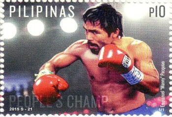 Pacquiao-Stamp