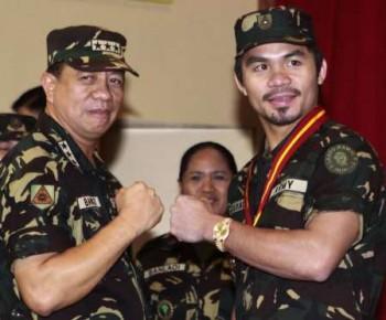 Pacquiao army