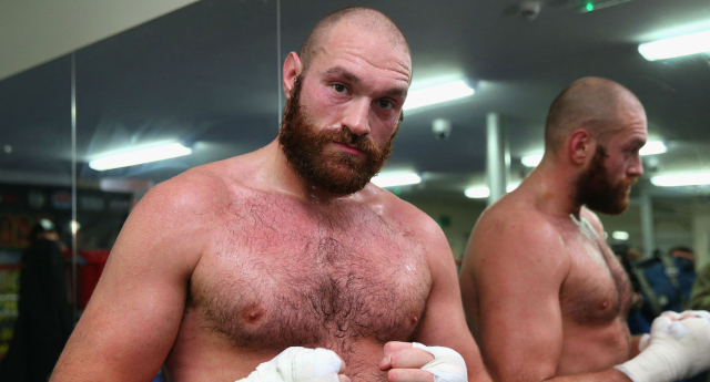Tyson Fury says he is retiring, then hours later decides he is not retiring