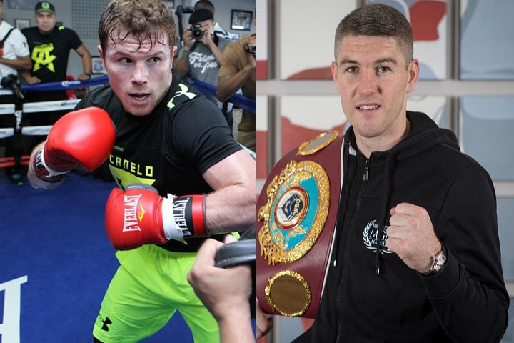 Canelo vs. Smith PPV results are in