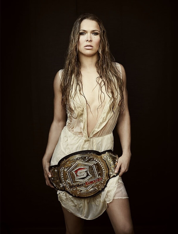 Ronda Rousey slideshow