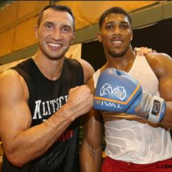 ICYMI:  Wladimir Klitschko and Anthony Joshua agree to terms