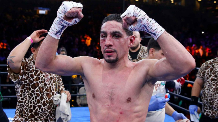 Danny Garcia's next opponent announced