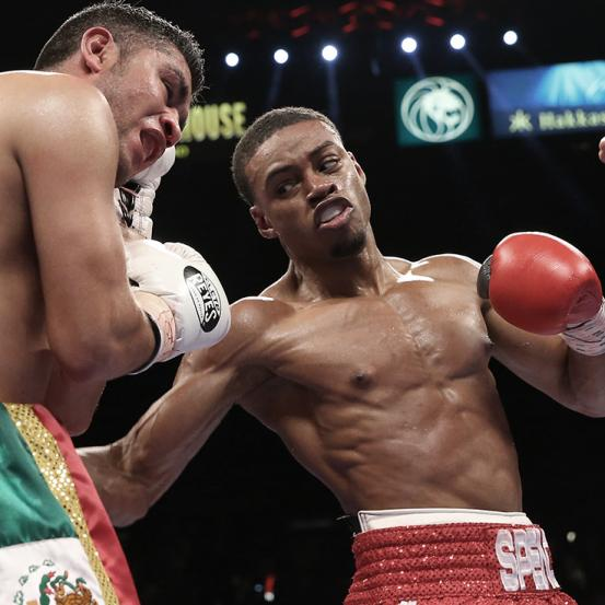 Errol Spence Jr. tired of Garcia, Thurman