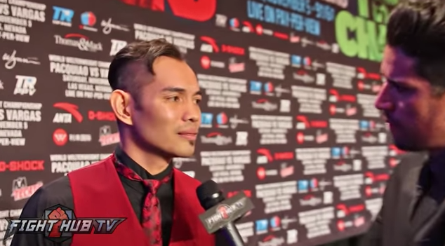 Donaire responds to Pacquiao calling him