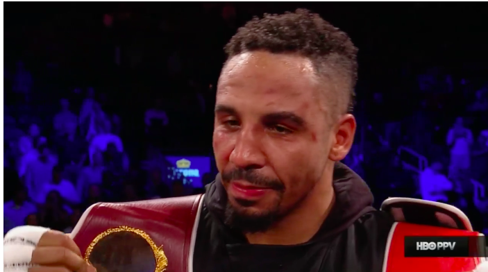 SHOCK: Andre Ward Wins by questionable UD