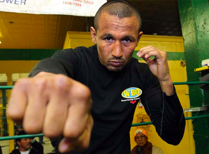 Orlando Salido says he'd be willing to rematch Lomachenko