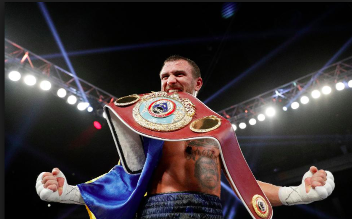 Lomachenko eyeing unification against Vargas