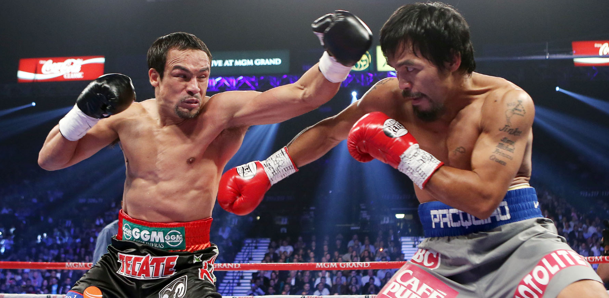 Manny Pacquiao wants another rematch with Marquez