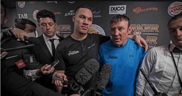 Parker beats Ruiz by decision for WBO heavyweight title
