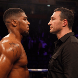 Mandatories set for Joshua/Klitschko, belts will be split