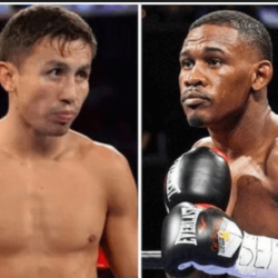IT'S OFFICIAL: Golovkin vs Jacobs March 18th