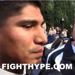 Mikey Garcia says he would face Lomachenko at 135