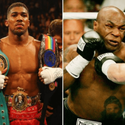Blow-by-blow: Tyson-Joshua comp, Canelo-Pacquiao, more