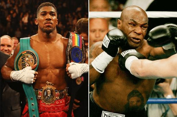 Blow-by-blow: Tyson-Joshua comp, Canelo-Pacquiao, more